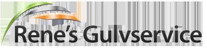 Rene's Gulvservice logo